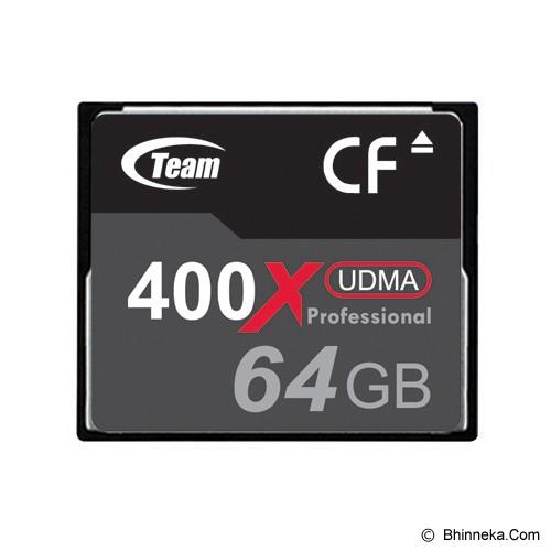 TEAM Compact Flash 64GB [400x] - Compactflash / Cf Card